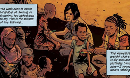 Article: This Stunning Graphic Novel About Famine in South Sudan Is a Must Read