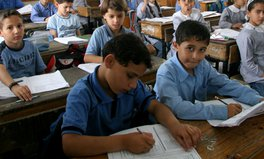 "Article: Palestinian refugees receive a ""passport to dignity"" with renewed education"