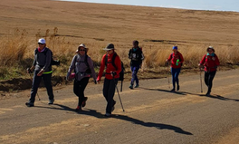 Article: This Group of People Walked From Pretoria to Cape Town for a Brilliant Reason