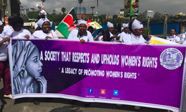 Article: Women Are Marching in Nairobi After Mother 'Shamed' for Breastfeeding in Restaurant