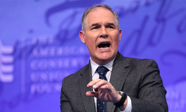 Article: EPA Head Says Climate Change Might Be a Good Thing
