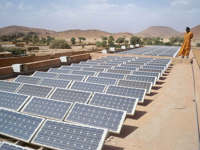 Algeria unveils renewable energy strategy