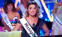 Article: Miss Michigan Slams State for Flint Water Crisis During Miss America Contest