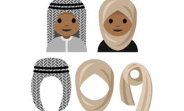 Article: There Are No Headscarf Emojis, But a Muslim Teen Is Trying to Change That
