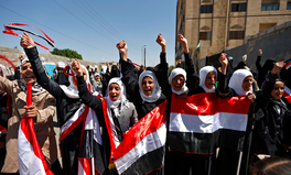 Article: Female Security Forces Beat Women Protesting Missing Family Members in Yemen