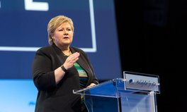 Article: Norwegian Prime Minister Erna Solberg Wins First-Ever Global Citizen Prize for a World Leader