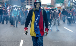 Article: Protests in Venezuela Turn Dirty — Really Dirty