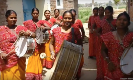 Article: This All-Woman Band Is Smashing Gender Stereotypes in Rural India