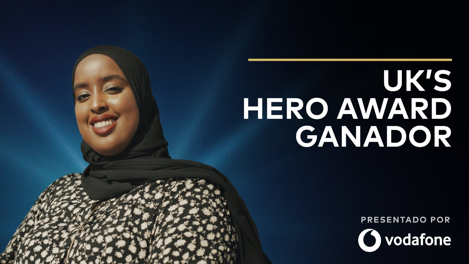 UK's Hero Award