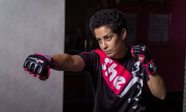 Artikel: This Woman Opened a Gym So Women Can Defend Themselves. Now She's Trained Over 15,000