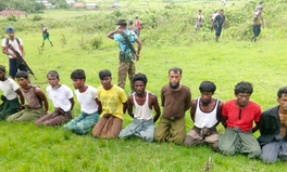 Article: Journalists Who Covered Myanmar Rohingya Massacre Jailed for 7 Years