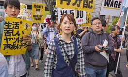 Article: The US Fight for $15 Minimum Wage Has Spread to Japan