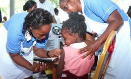 Article: Uganda Will Immunize 18 Million Children Against Measles Over 5 Days