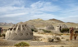 Article: Is This Woven Tent the Future of Refugee Living?
