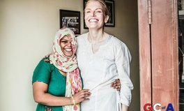 Article: Meet Lela Edgar, a Photographer Who Helps Tell Acid Attack Survivors' Stories