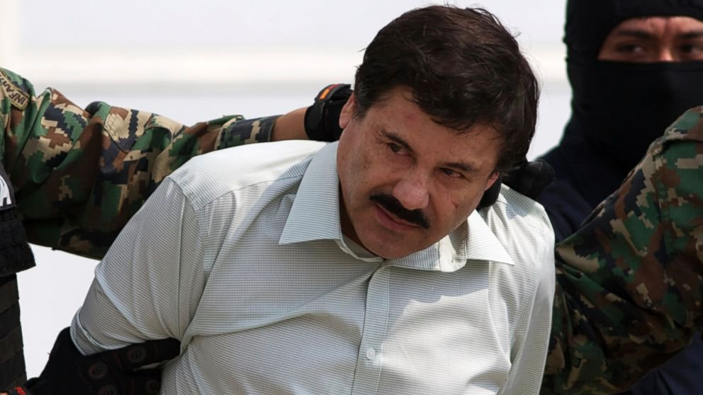 Flickr: image of El Chapo from Day Donaldson