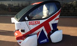 Article: Tiny Driverless Cars Are Being Tested on Streets of This UK Town