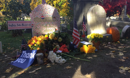 Article: People Are Flocking to Susan B. Anthony's Grave and It's Heartwarming