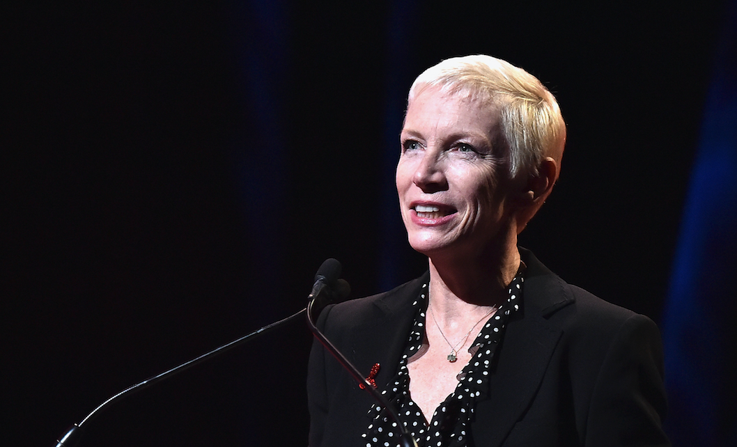 Annie Lennox, Ed Sheeran, and More Team Up to Get Everyone on Board With Feminism