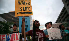 Article: Advocacy Group Behind VMAs Protest Doesn't Want Newark's Water Crisis to Be the Next Flint