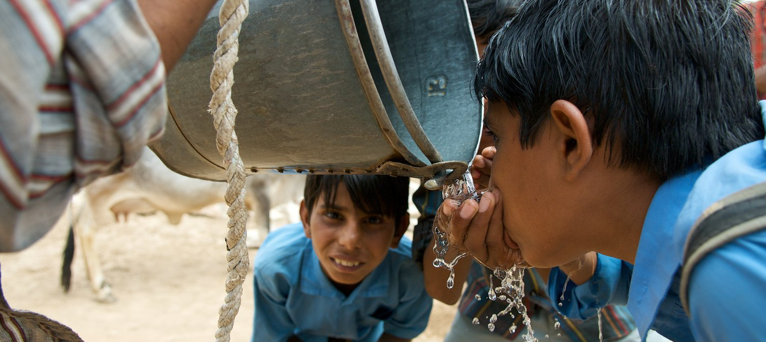 India's Water Scarcity Crisis Disproportionately Affects Its Poorest Neighborhoods