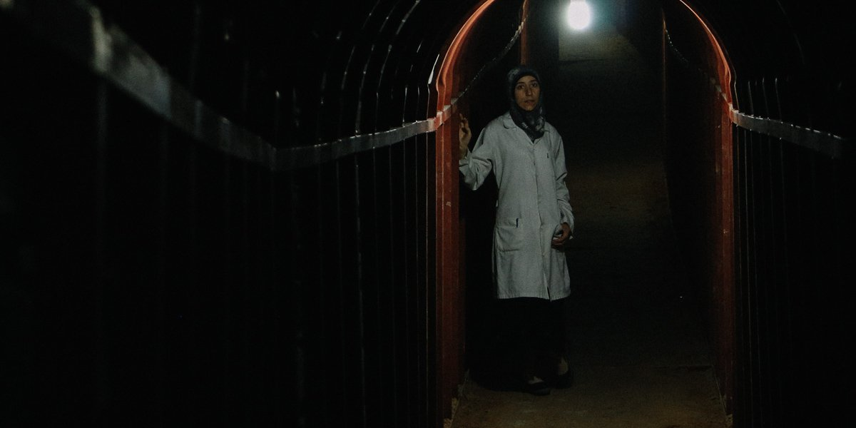 'The Cave' Director Talks About Filming a Female-Run Underground Hospital in Syria