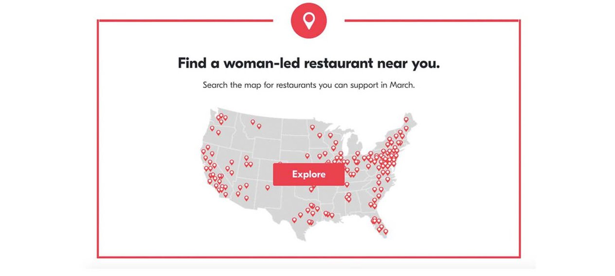 Now You Can Satisfy Your Food Cravings And Support Gender Equality At The Same Time