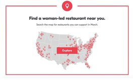 Article: This Cool Map Makes It Easier Than Ever to Find Women-Led Restaurants in the US