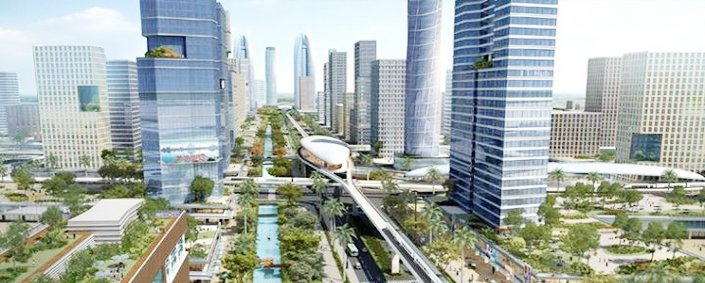 Indias ambitious mission a new sustainable smart city by 2019 the regional government is pushing for a utopic tech savvy city on the river krishna malvernweather Image collections
