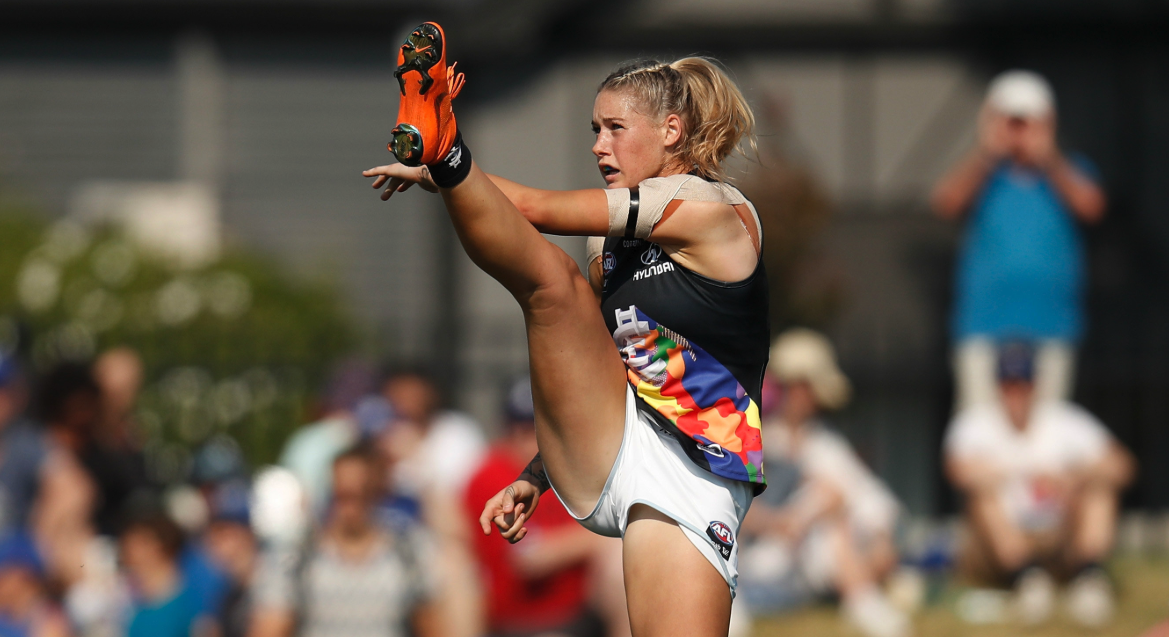 Viral Photo of Australian Athlete Tayla Harris Sparks Crucial Discussion About Sexism