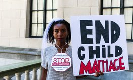 Fonctionnalité : Child Marriage is Legal in the US. How You Can Help End it.