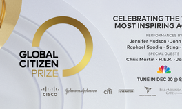 Article: How You Can Tune in to Watch Global Citizen Prize 2019 Wherever You Are