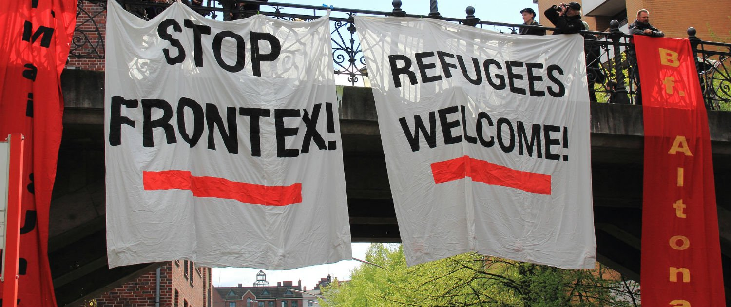 Refugees Welcome banner.jpg