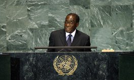 Article: After 37 Years in Power, Zimbabwe President Robert Mugabe Is Stepping Down
