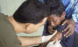 Artikel: Rotarians fight polio in Egypt