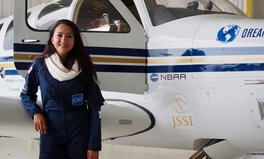 Article: Born an Afghan Refugee, This Pilot Is the Youngest Woman to Fly Solo Around the World