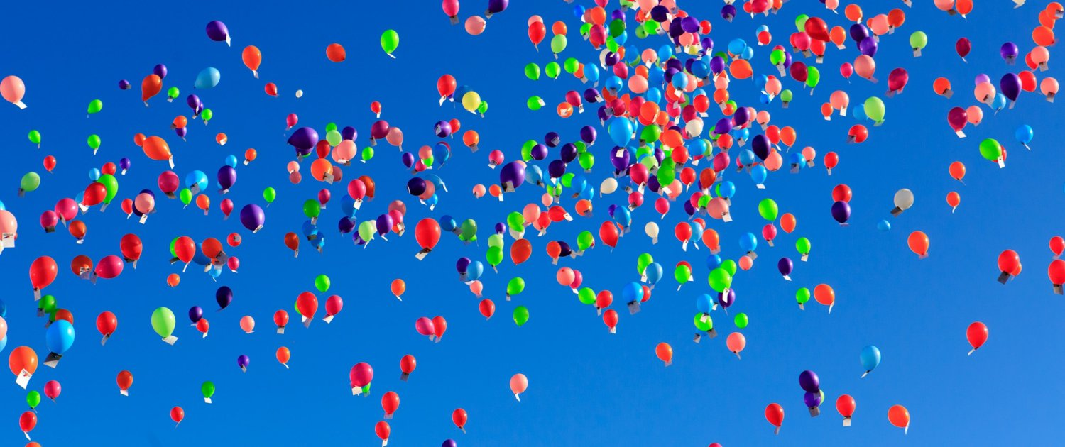 are helium balloons causing poverty