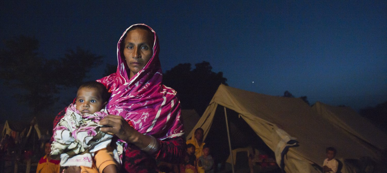 Climate Refugees Cannot Be Sent Back Home: UN