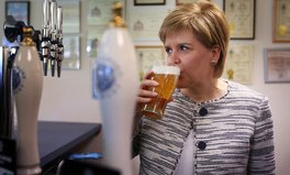 Artikel: Scotland to Become World's First Country to Set Minimum Price for Alcohol
