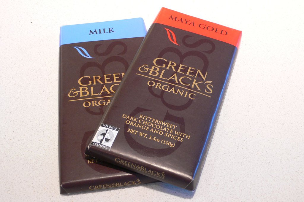 Green and blacks chocolate Flickr 2