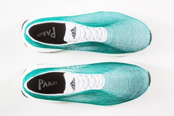 Adidas Shoes Made From Recovered Ocean Plastic Are Finally Here