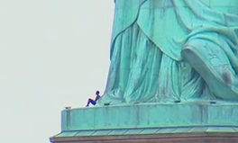 Article: What We Know About the July Fourth Statue of Liberty Protester