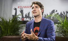 Article: Exclusive: Justin Trudeau Tells Americans They Can Still 'Step Up' to Fight Climate Change
