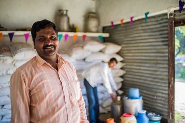 Milk farmer india un report hunger