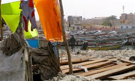 Article: The Sea Is Swallowing Up Homes in This Senegal City