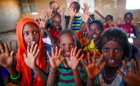 World Leaders Just Committed To Help Kids in Crisis Go to School — Say Thanks!