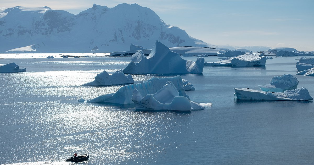 Antarctica Reaches Highest Temperature Ever Recorded