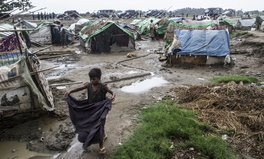 Article: Over 140,000 Rohingya Refugees Just Escaped Violence. Now They Face Unsafe Housing and Medical Crises