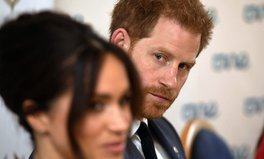 Article: Meghan Markle Let Prince Harry Crash a Gender Equality Summit for a Brilliant Reason
