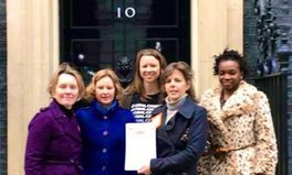 Article: Here's Why Global Citizen Marched With 8 Slavery Survivors to 10 Downing Street
